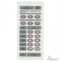 Membrana Microondas Consul  /  Samusng MU40GGKD / MW5600T